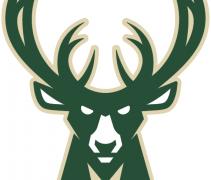 Milwaukee Bucks New Partial Logo 2015-16