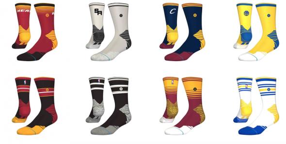 NBA Stance Socks Two