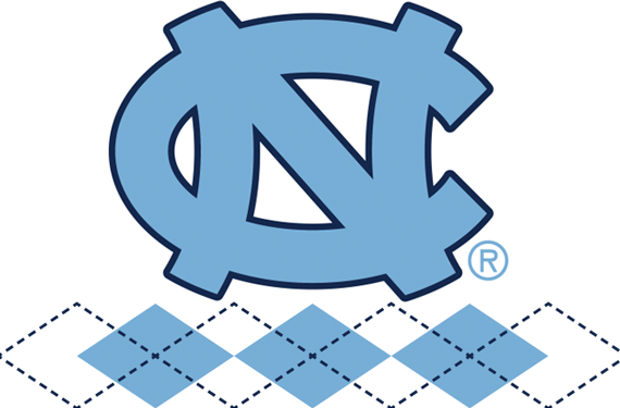 Tar Heels Get Consistent and Modernize Logos. Argyle for All!