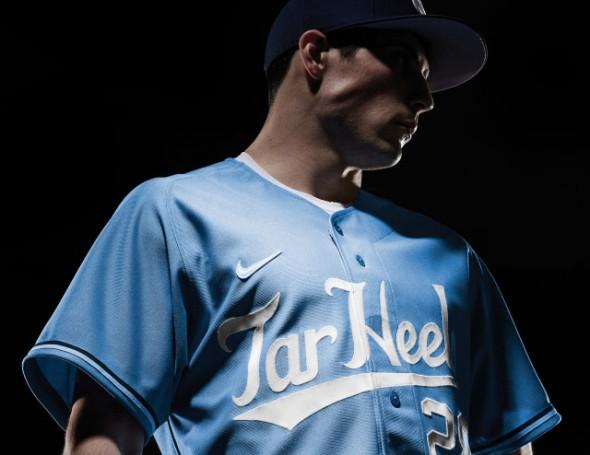 New UNC Tar Heels Baseball Uniform