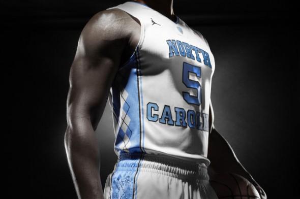 New UNC Tar Heels Basketball uniform