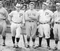 Phillies Red Sox 1915 World Series