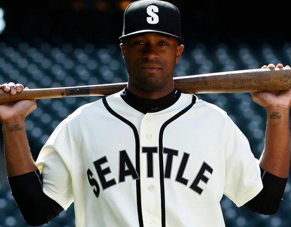 Seattle Mariners Negro League Uniforms 2015