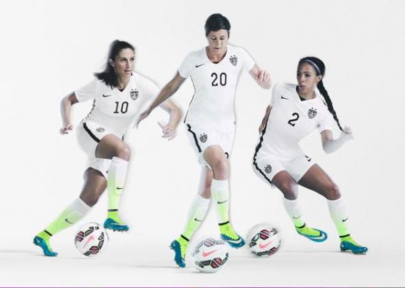 US Soccer 2015 Home 2