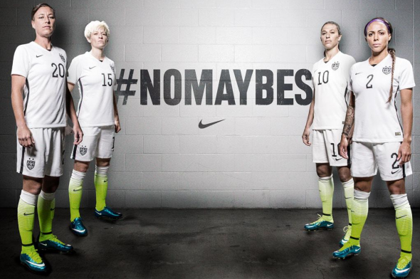 US Soccer 2015 Home WC