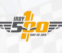 2016 Indy 500 Logo
