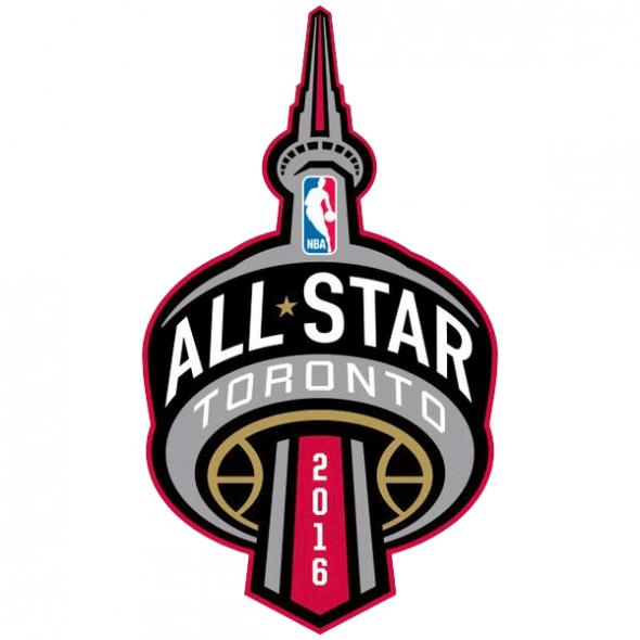 2016 NBA All-Star Game Logo big