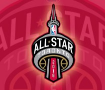 2016 NBA All-Star Game Logo
