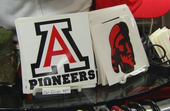 University of Arizona sends Cease and Desist letter to small Ohio high scool