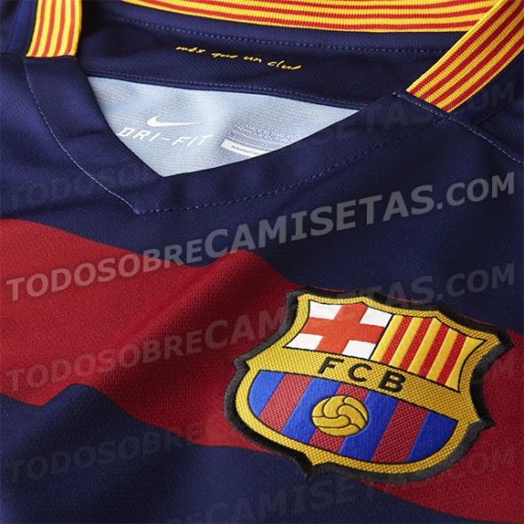Barca 15 shirt 1