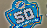 Dolphins Patch Featured