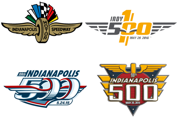 Indianapolis 500 Logos