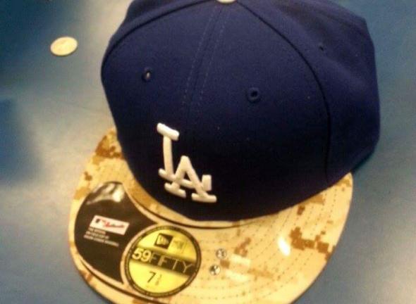 MLB Memorial Day Hat 2015 1