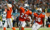 Miami Dolphins Orange Uniforms