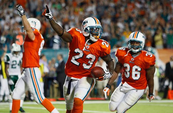 Did the Dolphins Leak a New Orange Jersey?