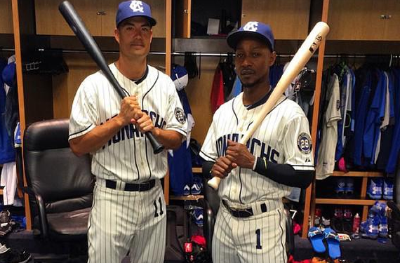 Royals break out Kansas City Monarchs throwback uniforms