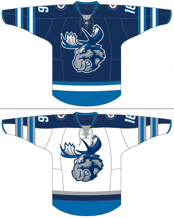 Moose Jerseys