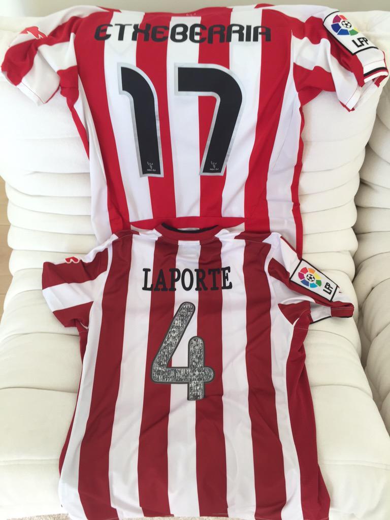 quality design a9d2e f0039 Check out Gerard Pique's collection of jerseys | Chris ...