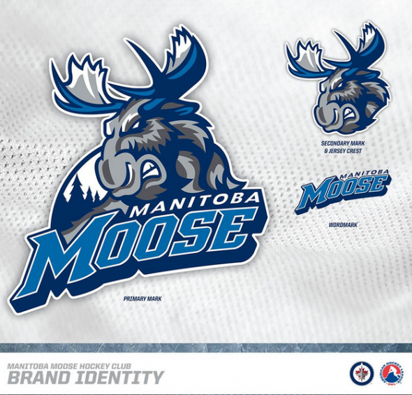 Manitoba Moose Logos