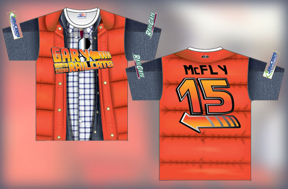 Gary SouthShore RailCats go Back to the Future