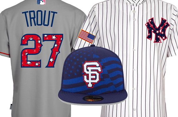 2015 Stars and Stripes MLB
