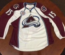 AVS new jersey