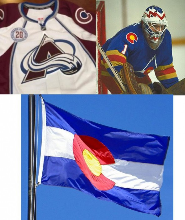Avs Rockies NHL