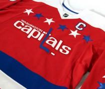 Capitals New Third Jersey 2015-16