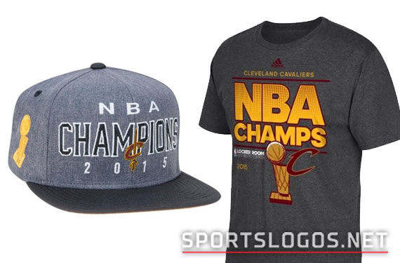 54a2908db8cd Cavs Phantom. Sorry Cleveland… Here s a look at the championship merchandise  the Cleveland Cavaliers ...