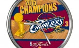 Clock Cleveland Cavs Phantom 2015 NBA Champs