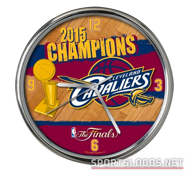 Cleveland Cavs 2015 Phantom NBA Champs Merchandise