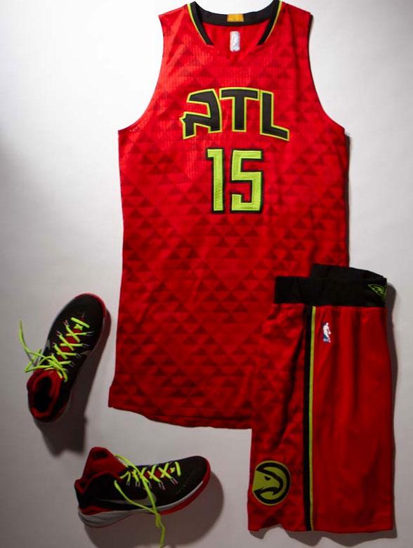 Hawks New Alternate Uniform