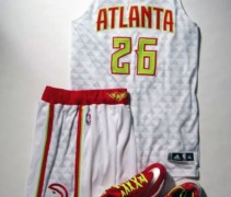 Hawks New Home Uniform