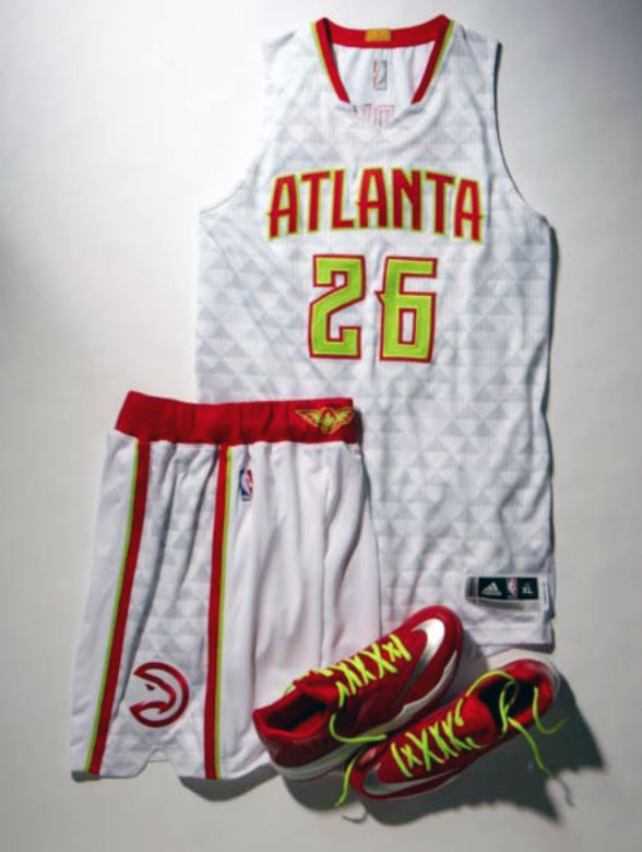 Atlanta Hawks New Uniforms Unveiled: Red, Black, and Neon Green?