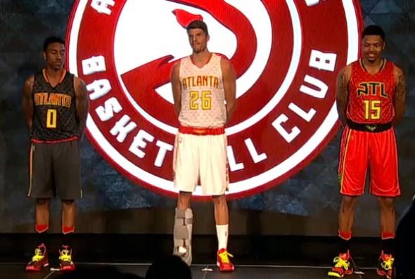 Hawks New Uniforms