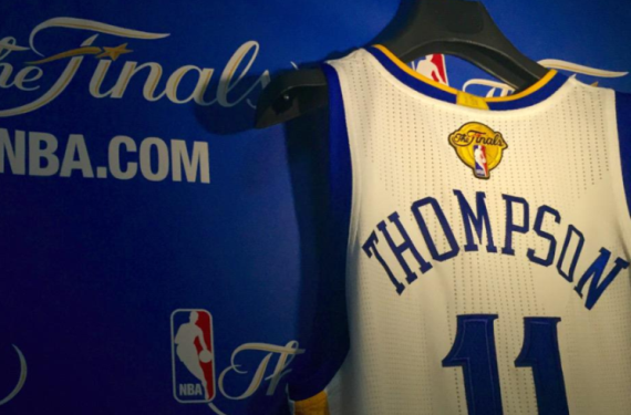 NBA moves NBA Finals patch from chest to back of jerseys