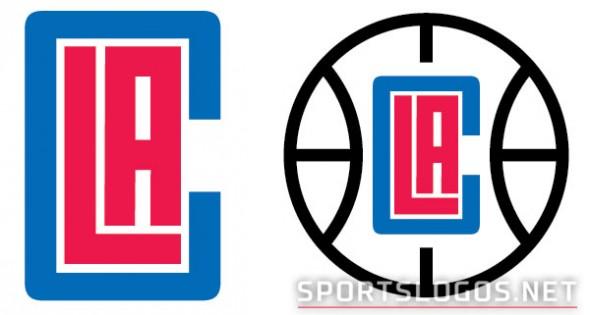 NEW LA Clippers Alternate Logos