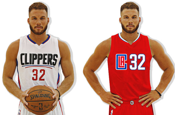New LA Clippers Logo Uniforms Unveiled