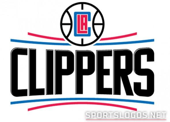 New LA Clippers Primary Logo