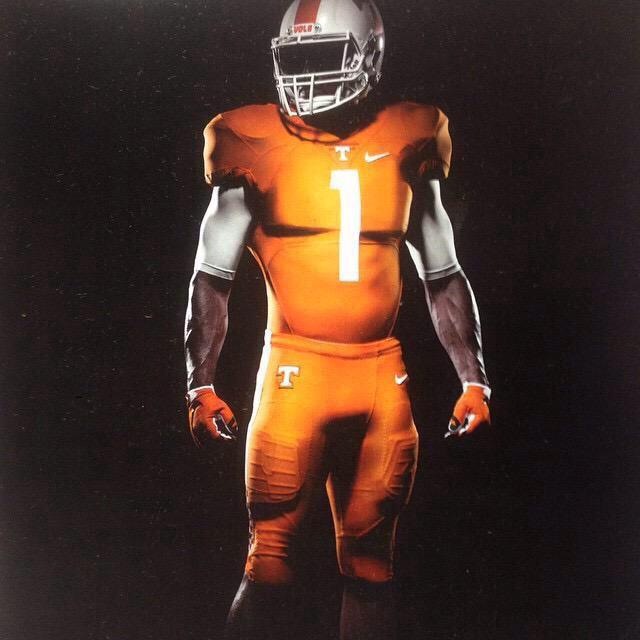best loved e2621 cc7d0 Are these the new Tennessee Volunteers football uniforms ...