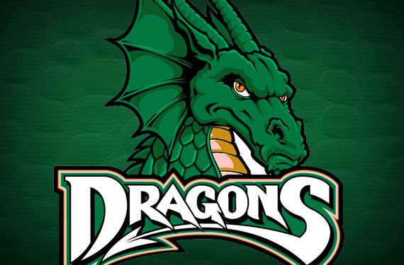 Here there be the story behind the Dayton Dragons