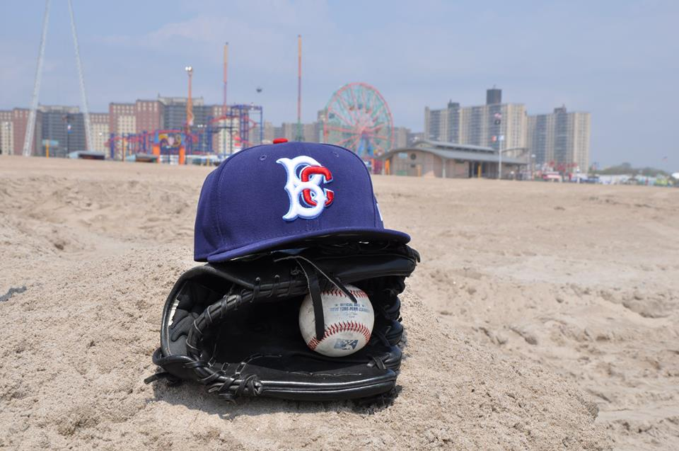 1cb0ab357 What a Ride: The Story Behind the Brooklyn Cyclones | Chris ...