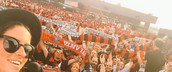 4,000 plus Atlanta fans showed up for... a logo. Over 21,000 have placed season ticket deposits