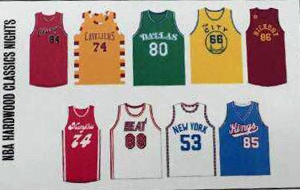 2015-2016 NBA new uniforms leaked 5