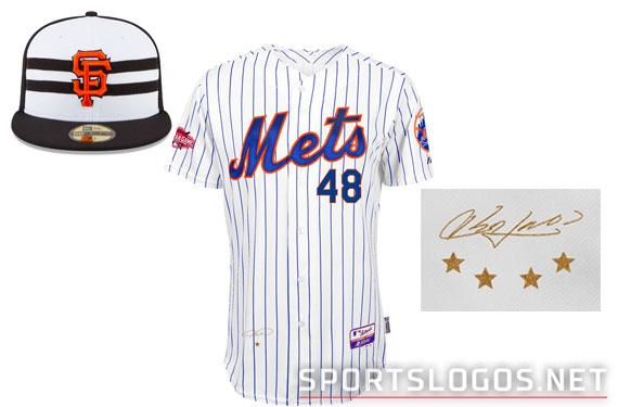 2015 MLB All-Star Uniforms
