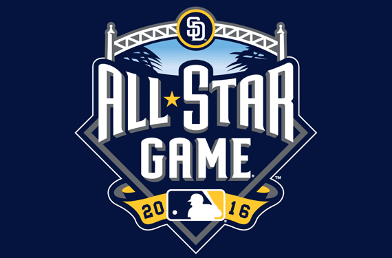 Padres Unveil 2016 All-Star Logo, Hint at New Colour Scheme?