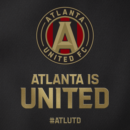 Atlanta United FC Logo 1