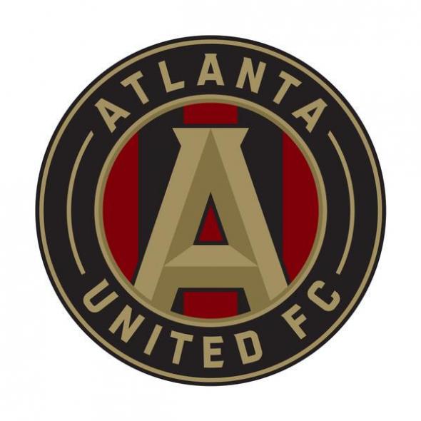 Atlanta United FC Logo 3