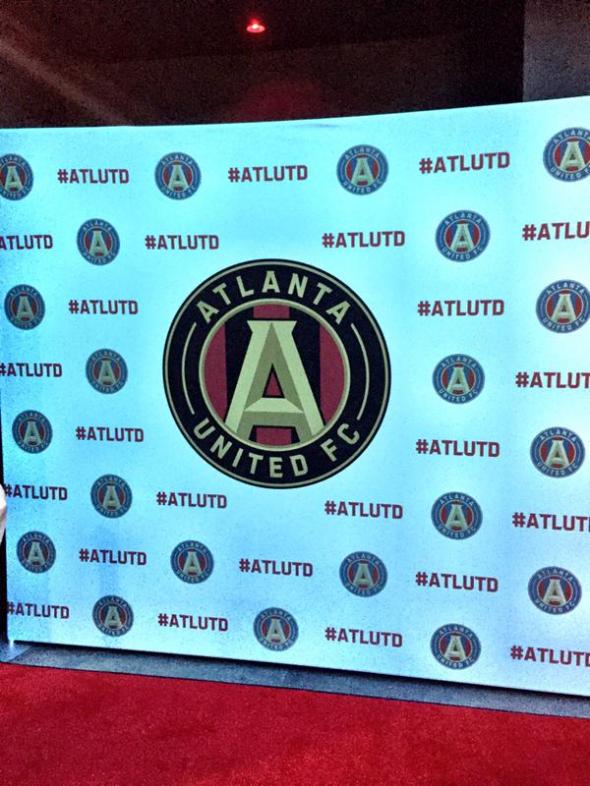 Atlanta United Logo 2