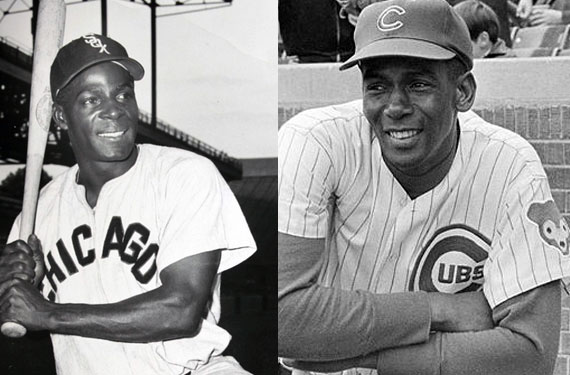 Cubs and White Sox to Wear Banks, Minoso Uniforms